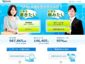 『Shinobiライティング』